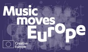 Acción preparatoria Music Moves Europe 2018 (folleto)