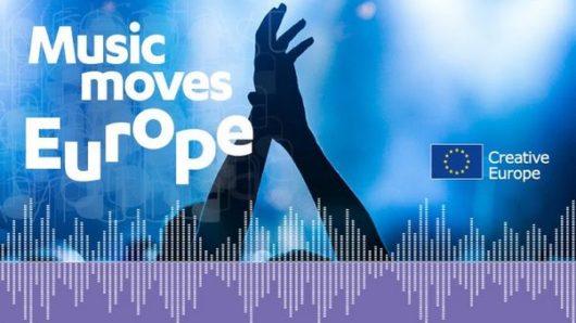 Music Moves Europe. Selección de proyectos beneficiarios de música de Europa Creativa Cultura
