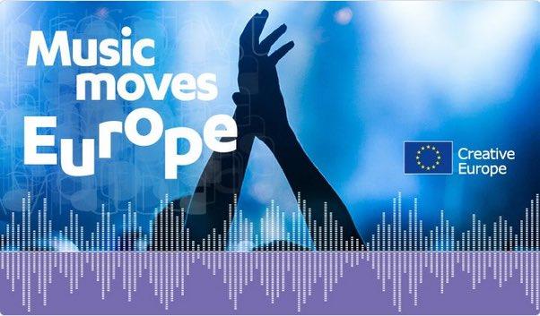 Music moves Europe – Convocatoria de Distribución online y offline. EAC/S19/2018
