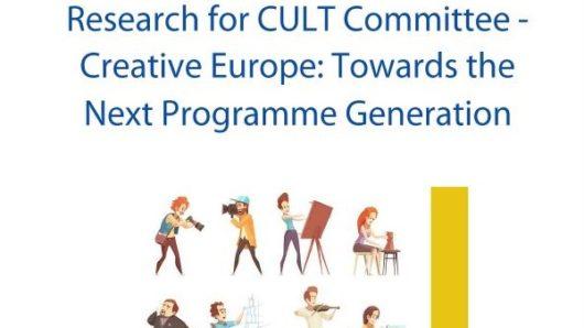 Estudio sobre la nueva generación del Programa Europa Creativa