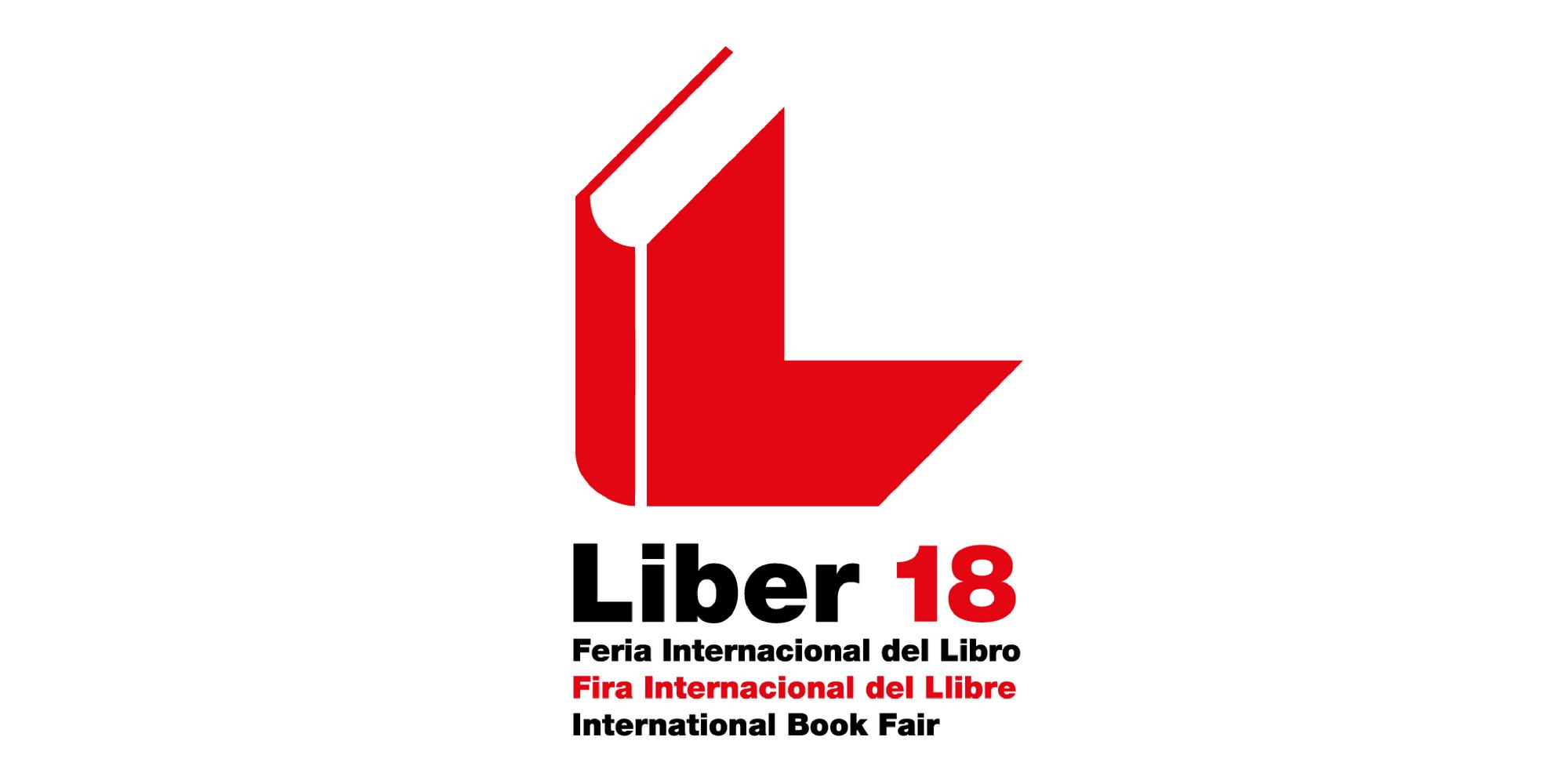 Sesión informativa en Liber 2018, Feria Internacional del Libro. Barcelona