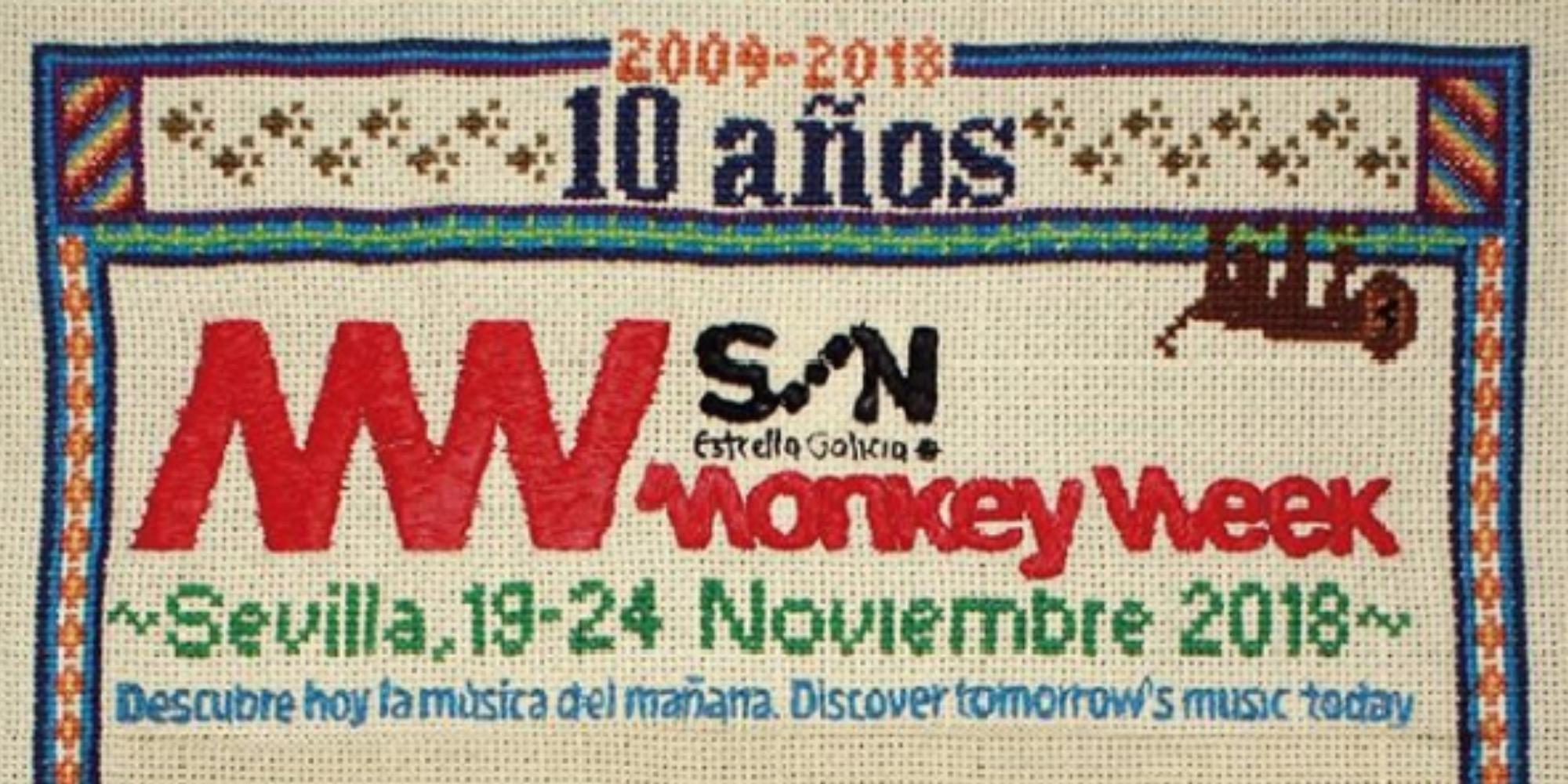 Monkey Week. Europa, música y nuevas políticas culturales (INES SESSION)