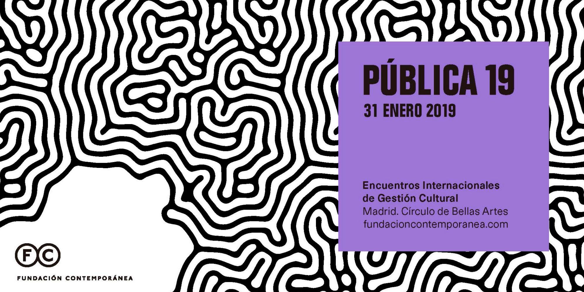 ¡Participamos en Pública 2019!