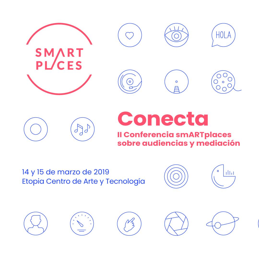 Europa Creativa-Cultura en Conecta: II conferencia SmARTplaces sobre audiencias y mediación