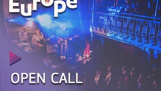 «Music Moves Europe». Convocatoria para la cooperación entre pequeñas salas de conciertos