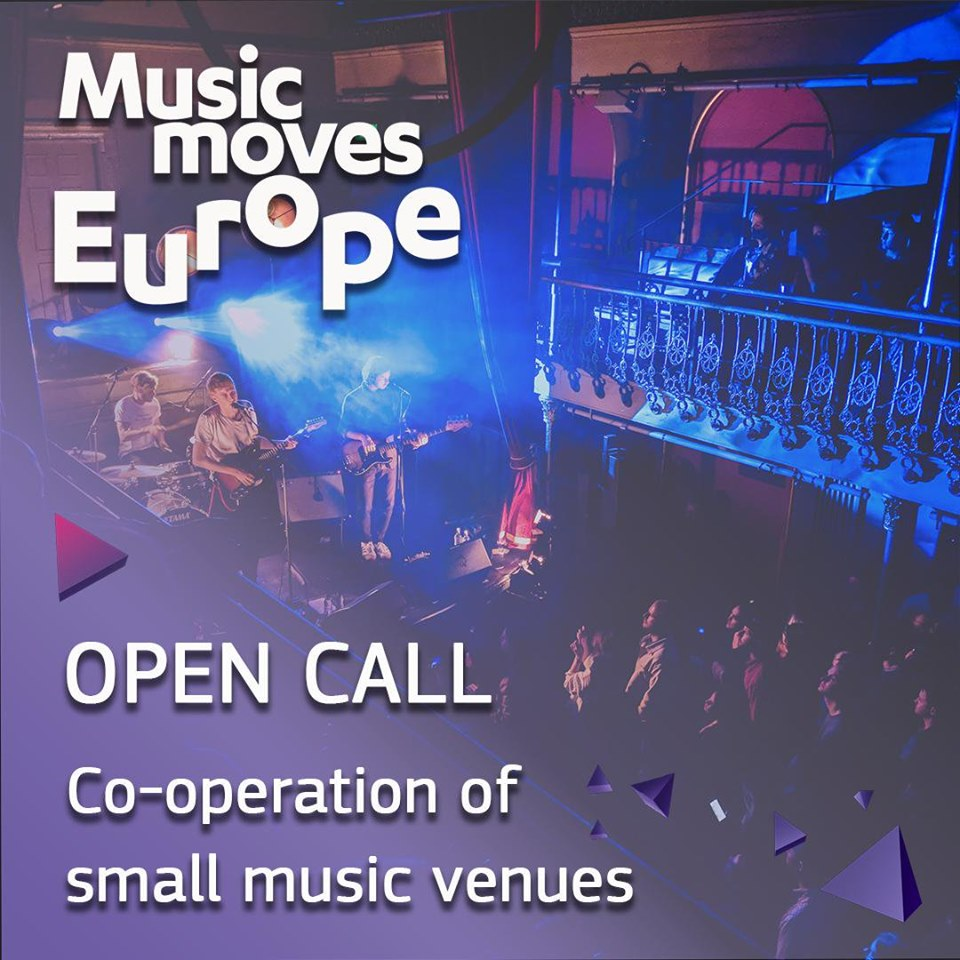Music Moves Europe Europa Creativa Cultrua