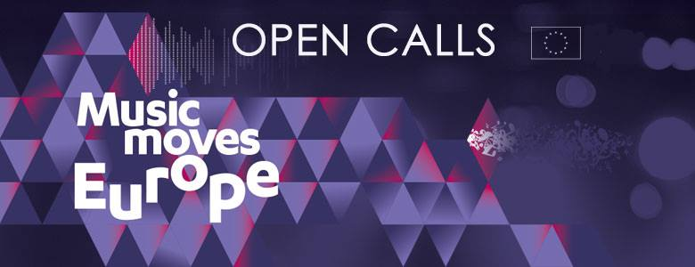 Abiertas nuevas convocatorias de «Music Moves Europe» 2019