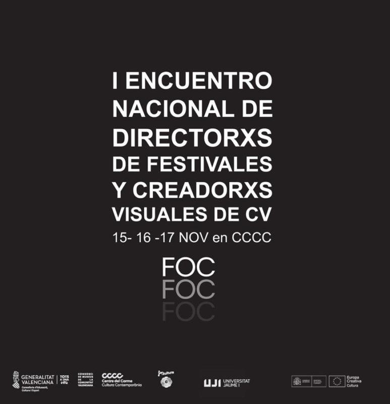 Participamos en el 1º Encuentro Nacional de Directores/as de festivales de Fotografía en Valencia