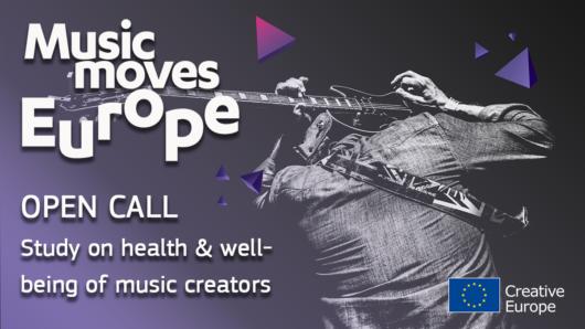 «Music Moves Europe». Licitación para un estudio sobre salud y bienestar para músicos