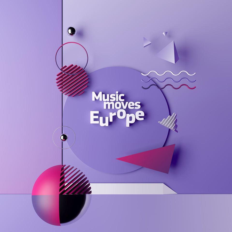 Resultados  de las convocatorias Music Moves Europe 2019
