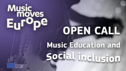 «Music Moves Europe». Educación musical y aprendizaje