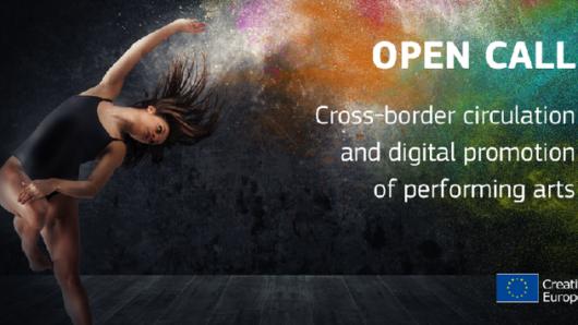 Plataforma para la distribución transfronteriza de obras europeas de artes escénicas