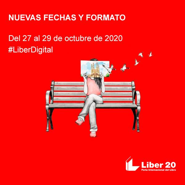 LIBER 2020. Feria Internacional del Libro