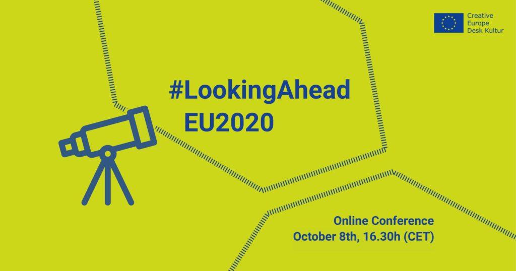 Conferencia online sobre nuevas oportunidades y fondos europeos para la cultura despúes de la COVID-19