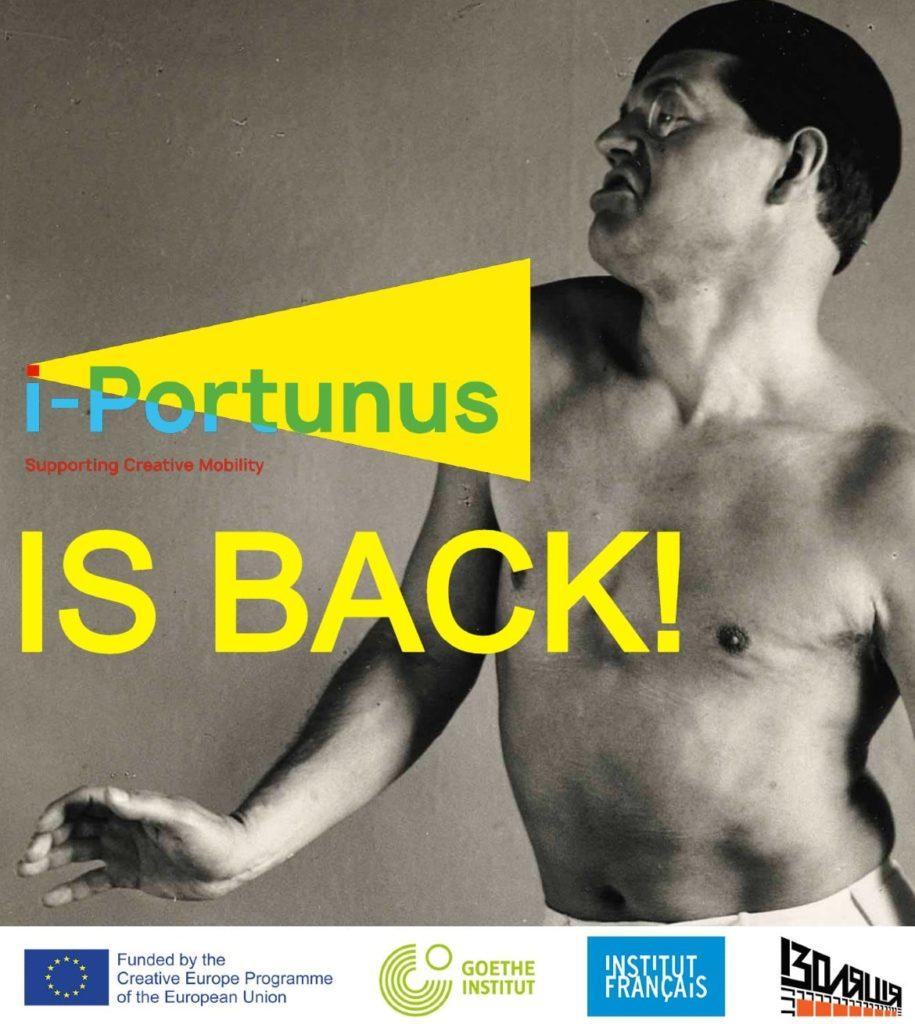 Vuelve i-Portunus, programa para la movilidad de artistas y profesionales de la cultura