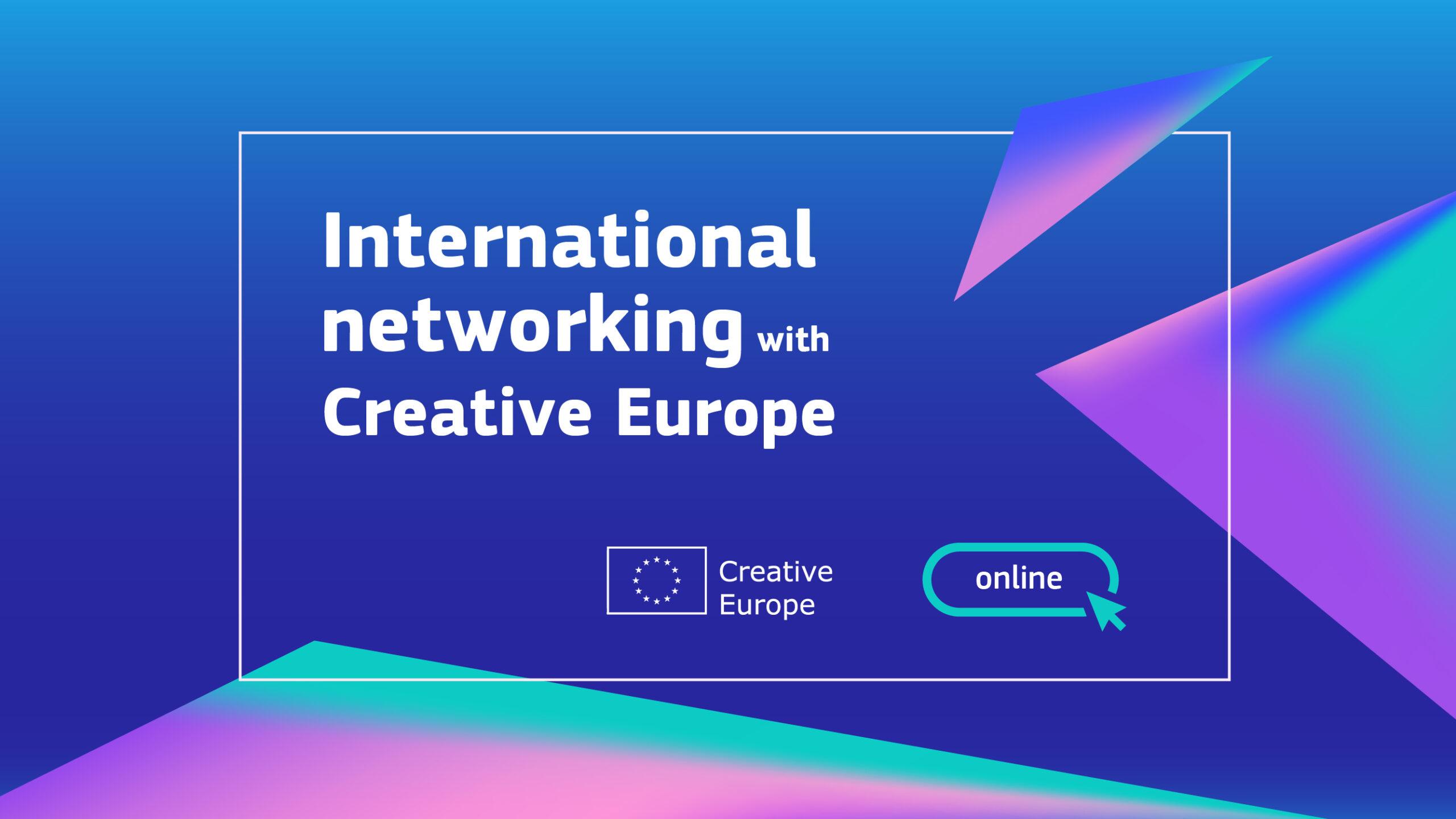 Dos sesiones de networking cultural para cooperar a nivel europeo