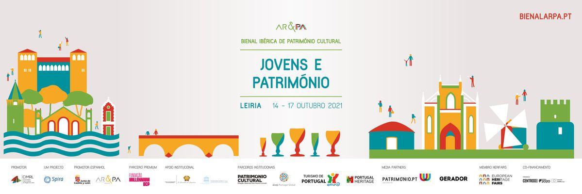 AR&PA 2021. Bienal Ibérica de Patrimonio Cultural