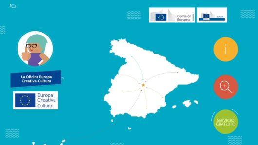 ¿Cómo podemos ayudarte en la oficina Europa Creativa-Cultura?