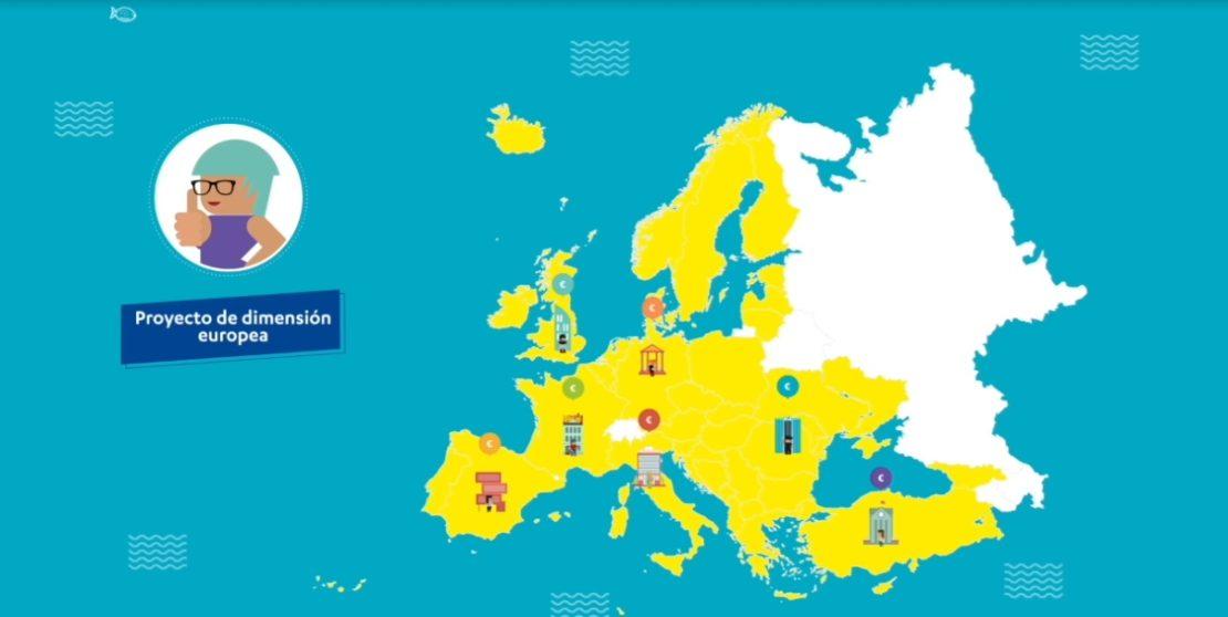 Europa Creativa ¿Qué te puede ofrecer?