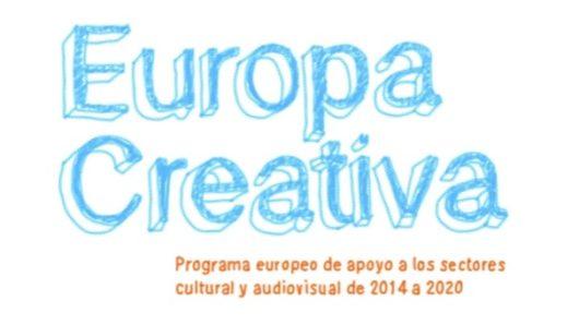 Europa Creativa  apoyo a los sectores audiovisual y cultural europeos 16bc4b47d34
