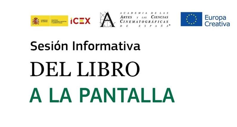 «Del Libro a la Pantalla». Jornada de adaptación de obras literarias al cine