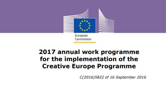 2017 Annual Work Programme and Amendment