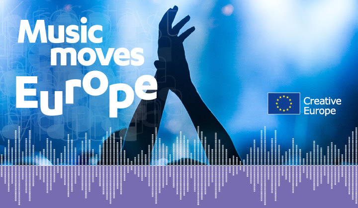 Music Moves Europe. Acciones preparatorias 2018