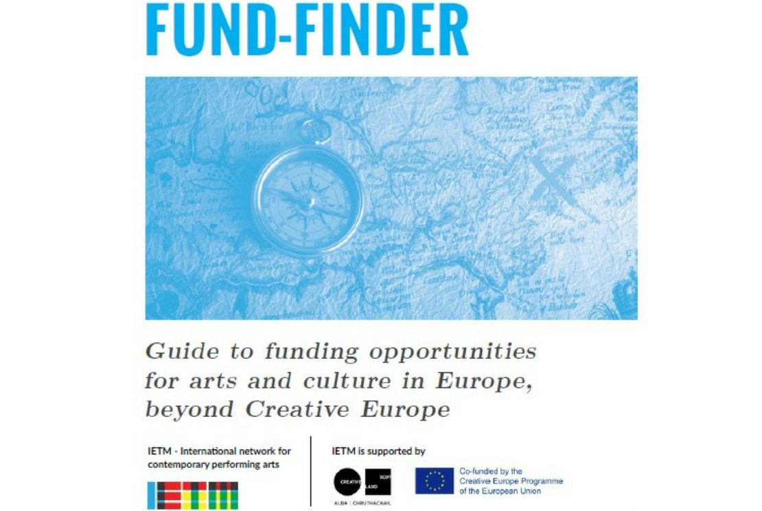 Fund-Finder. Guide to funding opportunities for arts and culture in Europe (2017 Edition)