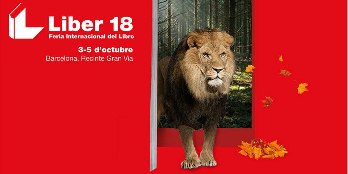 Sesión en Liber 2018. Feria Internacional del Libro