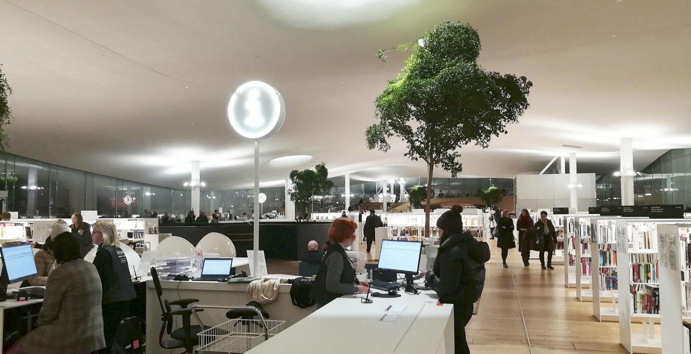 Biblioteca de Helsinki