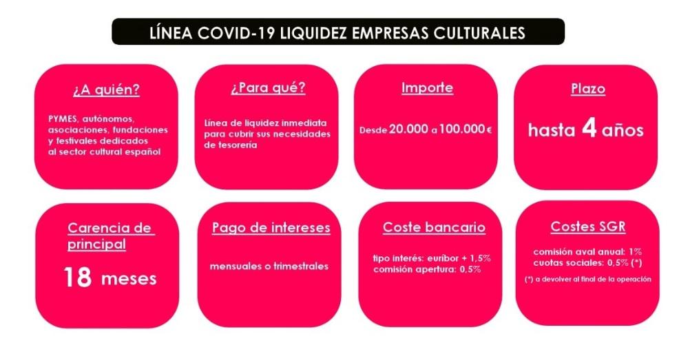 Webinar «Línea de apoyo al sector cultural ante el reto del Covid-19»