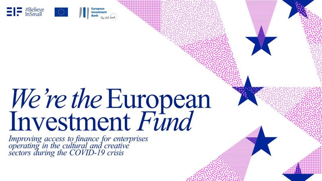Nuevas medidas de apoyo a las ICC bajo el Instrumento de Garantía Financiera de Europa Creativa