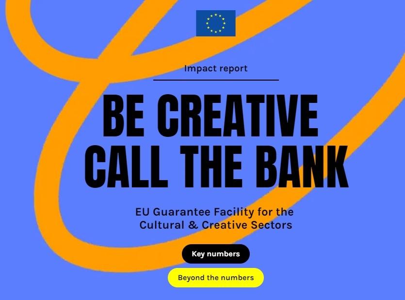 Informe sobre el impacto del Instrumento de Garantía de Europa Creativa